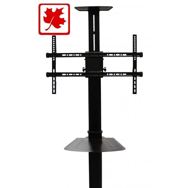 Stand con ruedas carritos para tv redleaf de 37 a 70 redleaf - Soporte con ruedas para tv ...