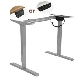 Armazón de escritorio ergonómico eléctrico Sit-Stand.