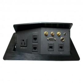 Panel con Conectores / Multicontactos de mesa