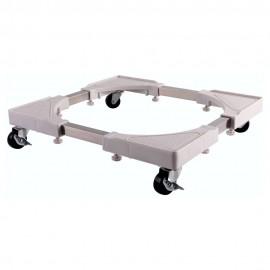 Base de soporte ajustable y móvil de 50 a 70 cms