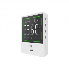 Termometro Pared digital Infrarojo Redlead mod. RLTIRW, rango de Temperatura 32-42.5 C°/F°, 3-20 Cms